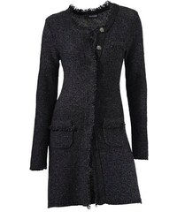 Class International Damen Longstrickjacke grau 36,38,40,42,44,46,48,50