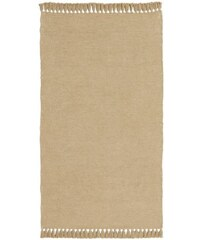 B.C. BEST CONNECTIONS Chenille-Teppich natur 1 - ca. 60/120 cm,2 - ca. 70/140 cm,3 - ca. 90/160 cm,4 - ca. 120/180 cm
