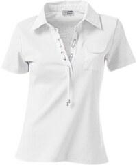 Damen Poloshirt B.C. BEST CONNECTIONS weiß 34,36,38,40,42,44,46,48,50,52