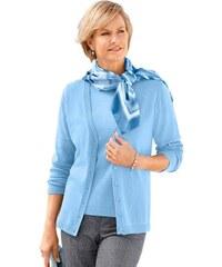 Damen Classic Twinset CLASSIC blau 38,40,42,44,46,48,50,52,54