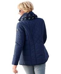 Damen Wega Fashion WEGA FASHION Diese Jacke aus pflegeleichter Microfaser hat viel zu bieten WEGA FASHION blau 36,38,40,42,44,46,48,50