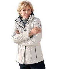 Damen Wega Fashion WEGA FASHION Diese Jacke aus pflegeleichter Microfaser hat viel zu bieten WEGA FASHION grau 18,19,20,21,22,23,24,25,26