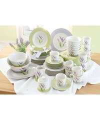 CreaTable Tafelservice Lavendel lila