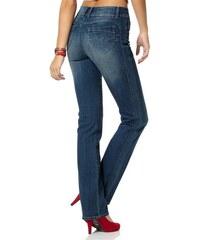 Damen Bootcut-Jeans Bauch Beine Po Arizona blau 17,18,19,20,21,22,76,80,84,88