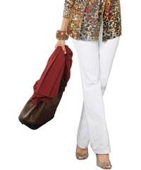 ASCARI Damen Ascari Jeans mit schlanke Beinsilhouette weiss 18,19,20,21,22,23,25,26