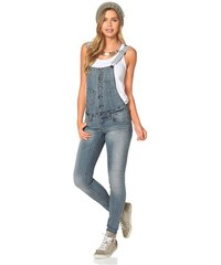 Arizona Damen Latzjeans blau 32,34,36,38,40,42,44,46