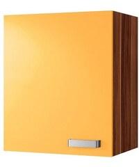 Hängeschrank Reno Baur orange