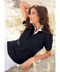 Damen Collection L. Poloshirt COLLECTION L. schwarz 36,38,40,42,44,46,48,50,52,54