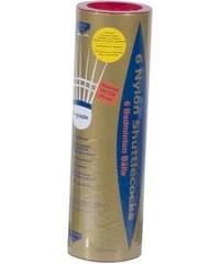 Badminton- Turnier- und Spielbälle Nylon 2000 (6er Pack) VICTOR weiß 1= mittel,2= schnell,3= langsam