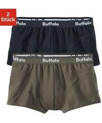 Microfaser-Boxer (2 Stück) Buffalo Farb-Set 3,4,5,7