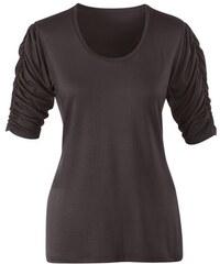 Damen Classic Inspirationen Shirt mit Rundhals-Ausschnitt CLASSIC INSPIRATIONEN braun 36,38,40,42,44,46,48,50,52,54