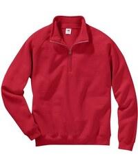 Damen Pullover für Sie und Ihn Fruit of the Loom rot 4,5,6,7,8