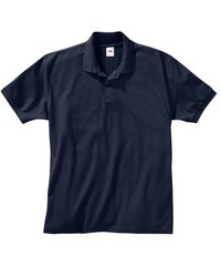 Fruit of the Loom Damen Poloshirt blau 4,5,6,7,8