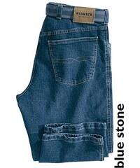 Stretch-Jeans Peter (Set mit Gürtel) PIONIER JEANS & CASUALS blau 48,50,52,54,56,58,60,62