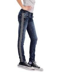 Jeans Skinny für Mädchen Arizona blau 152,158,164,170,176,182
