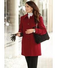 WEGA FASHION Damen Wega Fashion Woll-Jacke mit Kaschmir-Anteil rot 38,40,42,44,46,48,50,52,54