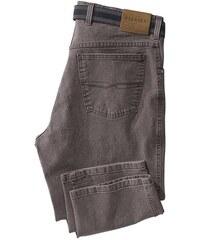 Jeans in typischer 5-Pocket-Form PIONIER grün 24,25,26,27,28,29,30,31