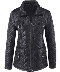 COLLECTION L. Damen Steppjacke schwarz 19,20,21,22,23,24,25
