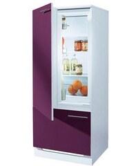 Kühlmodul Ahus mit -Kühlschrank AMICA EKS16161 Baur lila