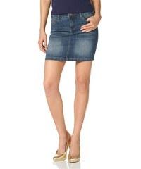 Damen Jeansrock Mini Arizona blau 34 (XS),36,38 (S),40,42 (M),44,46 (L),48