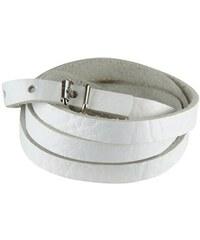 J. JAYZ Damen Armband weiß