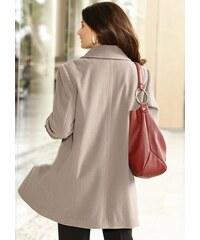 WEGA FASHION Damen Wega Fashion Woll-Jacke mit Kaschmir-Anteil braun 38,40,42,44,46,48,50,52,54