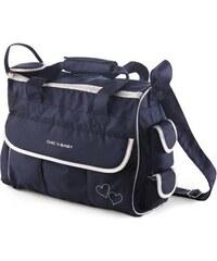 CHIC4BABY Wickeltasche mit umfangreicher Ausstattung LUXURY CHIC 4 BABY blau