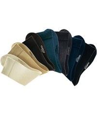 RED LABEL Bodywear Freizeit- und Businesssocken (7 Paar) in der Dose S.OLIVER RED LABEL Farb-Set 31-34,35-38,39-42,43-46,47-48