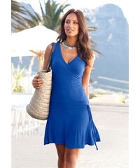 Damen Strandkleid Beachtime blau 34,36,38,40,42,44
