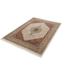 PARWIS Unikat-Teppich Parwis Indo Royal Bidjar Exclusive 155 000 Knoten/m² handgeknüpft natur 1 (B/L: 60x90 cm),2 (B/L: 70x140 cm),3 (B/L: 120x180 cm),4 (B/L: 170x240 cm),40 (B/L: 90x160 cm),6 (B/L: 2