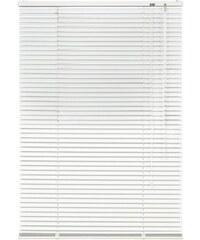 Aluminium-Jalousie Jalousie aus Aluminium im Fixmaß (1 Stck.) LIEDECO weiß 36 (H/B: 220/110 cm),37 (H/B: 220/120 cm),38 (H/B: 220/130 cm),39 (H/B: 220/140 cm),40 (H/B: 220/150 cm),41 (H/B: 220/160 cm)