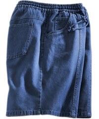 Baur Schlupfbermudas in Jeans-Qualität blau 46,48,50,52,54,56,58,60,62,64