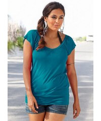 Damen Shirt Lascana grün 32/34,36/38,40/42,44/46,48,52