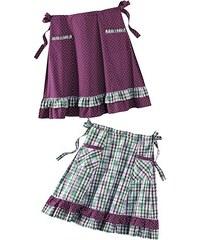 Damen Classic Basic Halbschürze (2 Stck.) CLASSIC BASIC lila