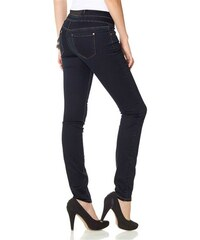 Damen High-waist-Jeans Arizona blau 34,36,38,40,42,44,46,48