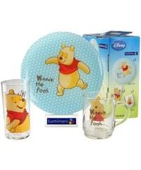Kinderservice Winnie Puh (3tlg.) LUMINARC bunt