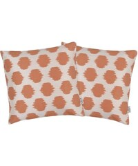 Kissenhülle Big Dab (2 Stck.) Tom Tailor orange 50x50 cm