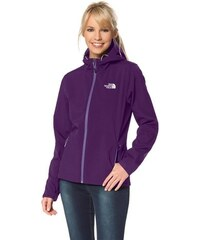 Ontario Softshelljacke The North Face lila L (42/44),M (38/40),S (34/36),XL (46),XS (32)