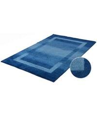 Orient-Teppich Parwis Gabbeh Salek 3,5kg/m² handgeknüpft Schurwolle Unikat PARWIS blau 2 (B/L: 70x140 cm),4 (B/L: 170x240 cm),6 (B/L: 200x300 cm)