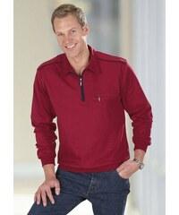 Classic Basics Poloshirt mit elastischen Bündchen CLASSIC BASICS rot 44/46,48/50,52/54,56/58,60/62