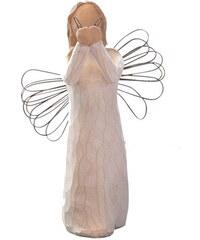 Engel-Figuren Schutzengel der Freiheit WILLOW TREE natur