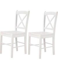 HOME AFFAIRE Stühle stuhlparade (2 Stck.) weiß