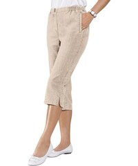 Baur Damen Capri-Jeans natur 38,40,42,44,46,48,50,52,54