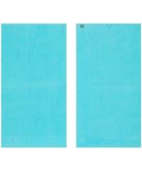KAS Handtücher KAS Soft mit leuchtenden Farben grün 2xHandtücher 50x100 cm