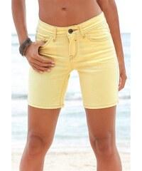 Damen RED LABEL Beachwear Shorts zum Krempeln S.OLIVER RED LABEL gelb 38,40,42,44
