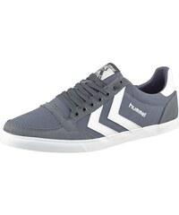 Hummel Sneaker Slimmer Stadil Canvas Low Baur grau 36,37,38,39,40,41,42,43