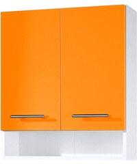 Bad SCHILDMEYER Hängeschrank Sellin Breite 60 cm orange