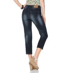 Damen Röhrenjeans 7/8-Jeans Cheer blau 34,36,38,40,42,44,46