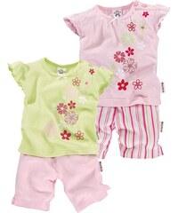 KLITZEKLEIN Klitzeklein T-Shirt & Shorts (Packung 4 tlg.) rosa 62,80,86,92