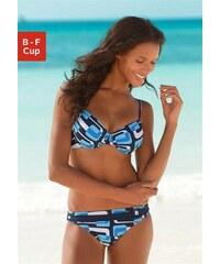 Bügel-Bikini KANGAROOS® blau 36 (70),38 (75),40 (80),44 (90)